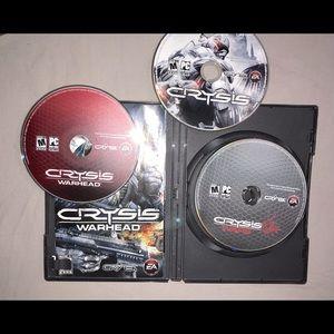 CRYSIS 3 Disc Set - Xbox 360